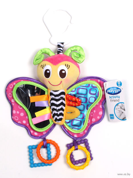 """Игрушка-подвеска """"Бабочка"""" — фото, картинка"""