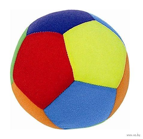 """Мягкая игрушка """"Разноцветный мяч"""""""