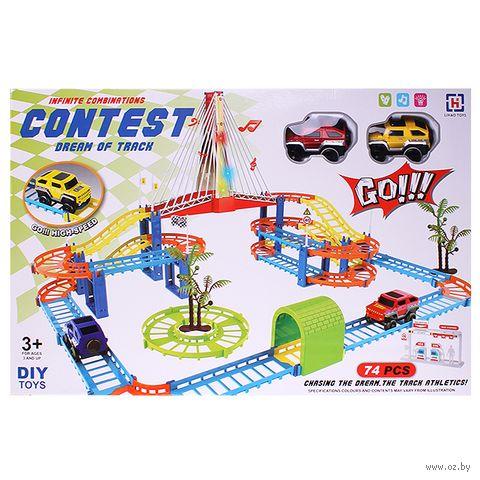 "Игровой набор ""Автодорога"" (арт. DV-T-531) — фото, картинка"