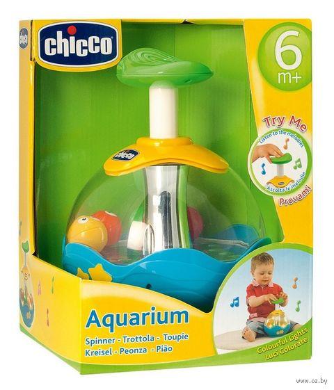 """Развивающая игрушка """"Юла-аквариум"""" (со звуковыми и световыми эффектами) — фото, картинка"""