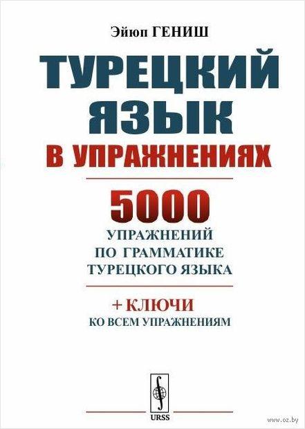 Турецкий язык в упражнениях. 5000 упражнений по грамматике турецкого языка (м) — фото, картинка