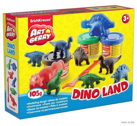 """Набор для лепки """"Dino Land"""""""