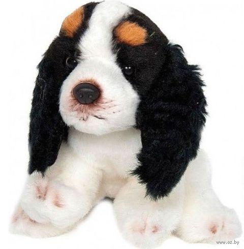 """Мягкая игрушка """"Собака Эля"""" (16 см) — фото, картинка"""