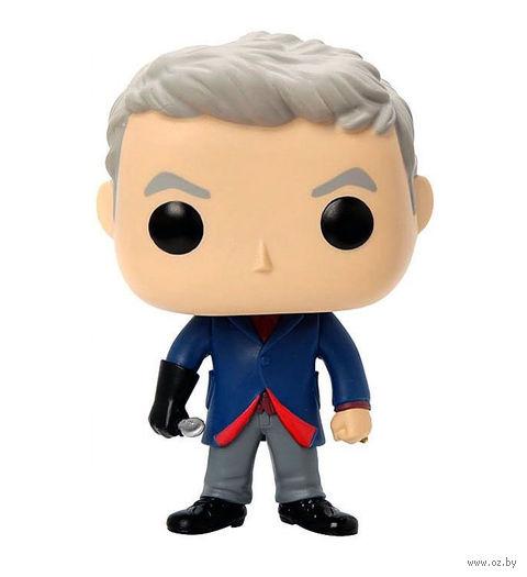 "Фигурка POP ""Doctor Who. Dr #12 With Spoon Exclusive"" (9,5 см)"