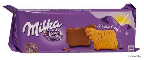 "Печенье ""Milka. Choco Cow"" (200 г) — фото, картинка"