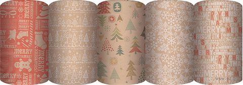 """Бумага упаковочная """"Крафт"""" (70х150 см; продается только в розничных магазинах OZ) — фото, картинка"""