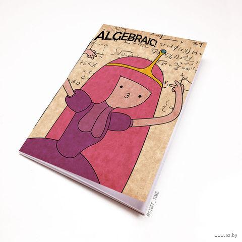 """Блокнот крафт """"Время Приключений. Принцесса Бубльгум"""" (А5; арт. 294) — фото, картинка"""