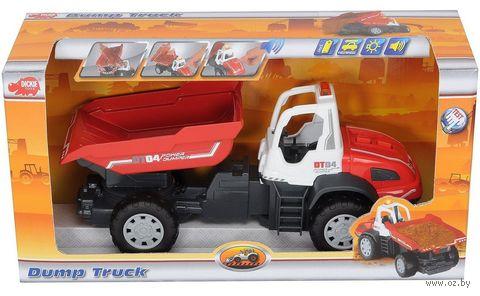 """Самосвал """"Dump truck"""" (со световыми и звуковыми эффектами) — фото, картинка"""