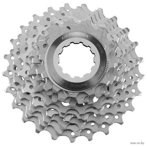 """Кассета для велосипеда """"Ultegra 6700"""" (10 скоростей; звёзды 11-23) — фото, картинка"""