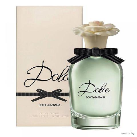 "Парфюмерная вода для женщин Dolce & Gabbana ""Dolce"" (75 мл) — фото, картинка"