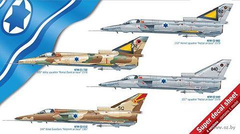"""Истребитель """"KFIR C1/C2"""" (масштаб: 1/48) — фото, картинка"""