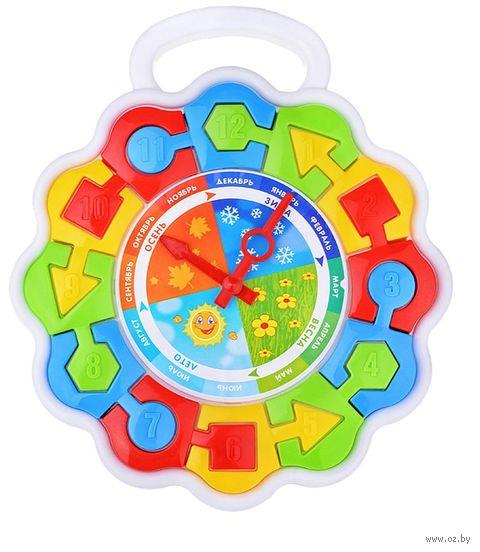 "Развивающая игрушка ""Часики. Времена года"" — фото, картинка"