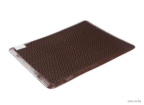 """Коврик для прихожей """"Step"""" (шоколадный) — фото, картинка"""