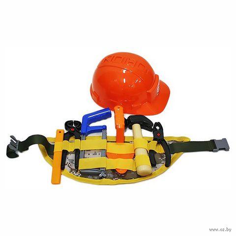 """Набор инструментов """"Пояс строителя"""" — фото, картинка"""