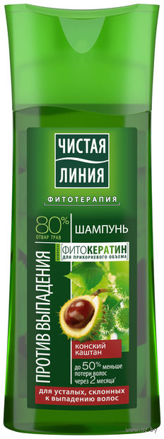 """Шампунь для волос """"Против выпадения"""" (250 мл) — фото, картинка"""