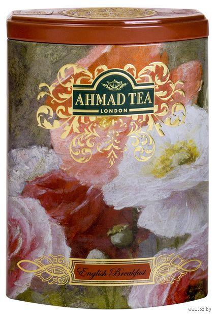 """Чай черный """"Ahmad Tea. Английский завтрак"""" (100 г; в банке) — фото, картинка"""