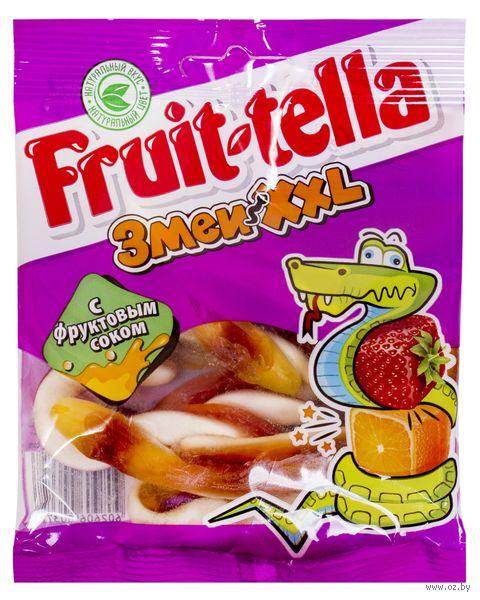 "Мармелад ""Fruittella. Змеи XXL"" (70 г) — фото, картинка"