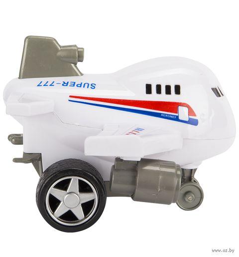 Самолёт инерционный (арт. B941928R) — фото, картинка