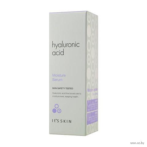 "Сыворотка для лица ""Hyaluronic Acid. Moisture Serum"" (40 мл) — фото, картинка"