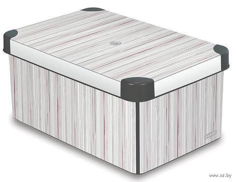 """Коробка для хранения """"Сlassico"""" (295х195х135 мм) — фото, картинка"""