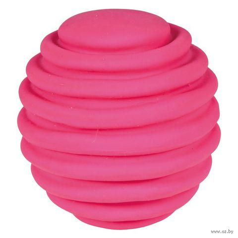 """Игрушка для собаки с пищалкой """"Flex ball"""" (6 см)"""