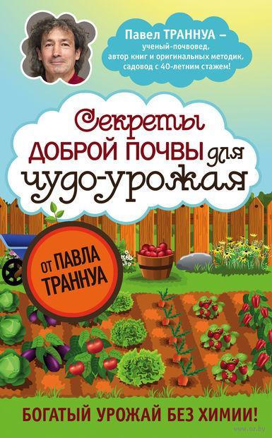 Секреты доброй почвы для чудо-урожая — фото, картинка