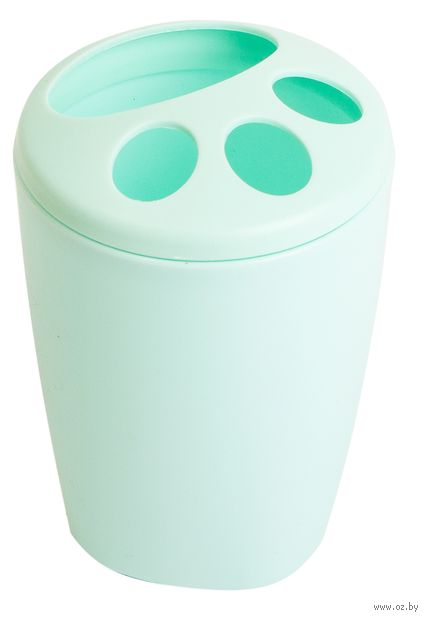 "Подставка для зубных щеток ""Aqua"" (мята) — фото, картинка"
