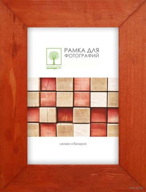 Рамка деревянная со стеклом (18x24 см; арт. Д30К/SAD-35) — фото, картинка
