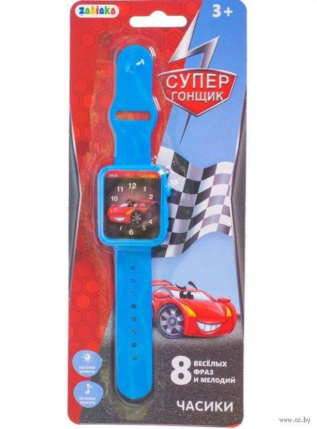 """Музыкальная игрушка """"Часы. Супер гонщик"""" — фото, картинка"""