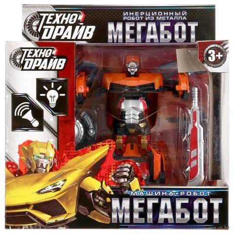 """Робот """"Мегабот"""" (арт. 1801C214-R1) — фото, картинка"""