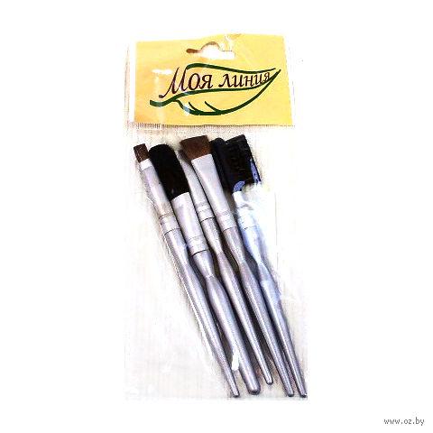 Набор кистей для макияжа (5 шт.; арт. DSC2003)