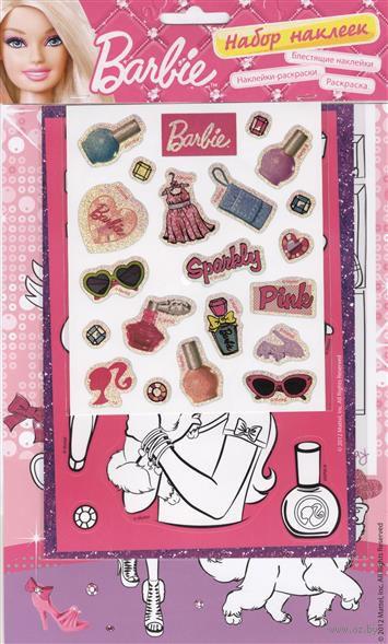 Barbie. Набор наклеек