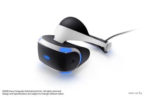 Sony PlayStation VR шлем виртуальной реальности (CUH-ZVR1)