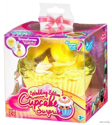 """Кукла """"Сюрприз. Сладкий кекс с ароматом. Невеста"""" — фото, картинка"""