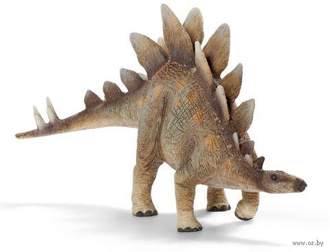 """Фигурка """"Стегозавр"""" (9 см)"""