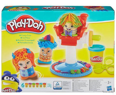 """Набор для лепки """"Play-Doh. Сумасшедшие прически"""""""