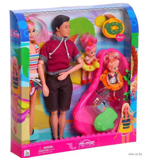 """Набор кукол """"Счастливая семья"""""""