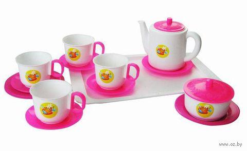 """Набор детской посуды """"Чайный"""""""
