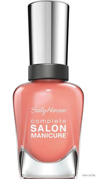 """Лак для ногтей """"Complete salon manicure"""" (тон: 547, персиковый) — фото, картинка"""