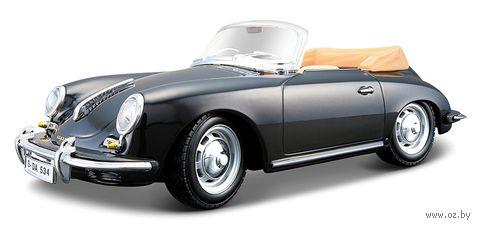 """Модель машины """"Bburago. Porsche 356B Cabriolet 1961"""" (масштаб: 1/24) — фото, картинка"""