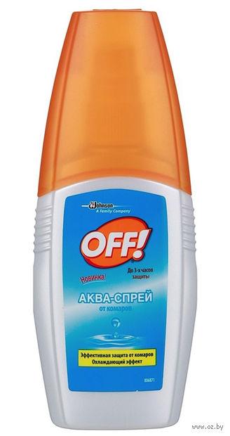 """Аква-спрей от комаров """"Off"""" (100 мл) — фото, картинка"""