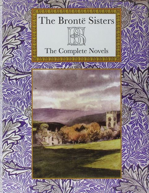 The Bronte Sisters. The Complete Novels. Шарлотта Бронте,  Эмили Бронте, Энн Бронте