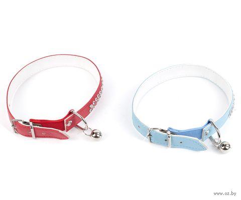 Ошейник для собаки полиуретановый (1,9х40 см; арт. YL24701M)
