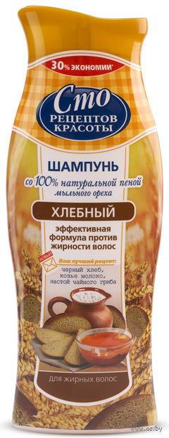 """Шампунь для волос """"Хлебный"""" (380 мл)"""