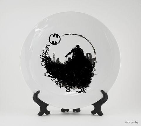 "Тарелка ""Бэтмен"" (арт. 838)"