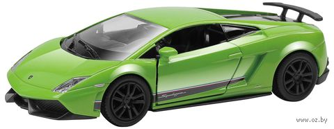 "Модель машины ""Lamborghini Gallardo"" (масштаб: 1/36)"