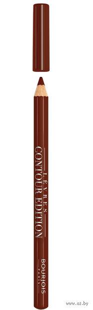 """Карандаш для губ """"Levres contour"""" (тон: 12, шоколадный)"""