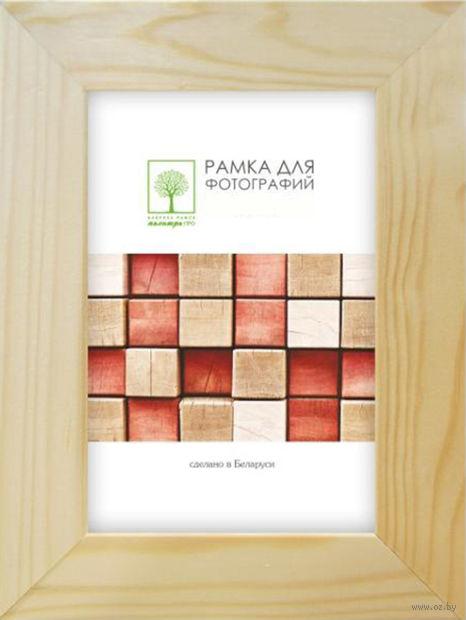 Рамка деревянная со стеклом (21x30 см; арт. Д30С) — фото, картинка