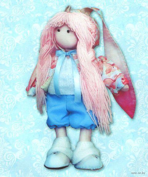 """Набор для шитья из ткани """"Кукла Машка"""" — фото, картинка"""
