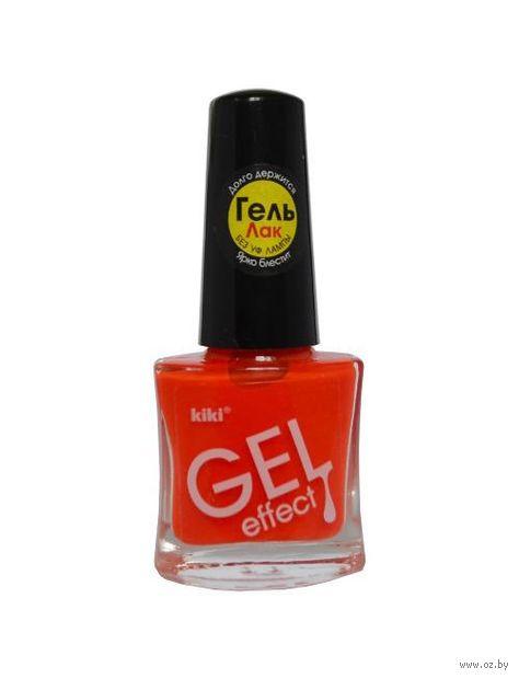"""Лак для ногтей """"Gel Effect"""" тон: 039 — фото, картинка"""